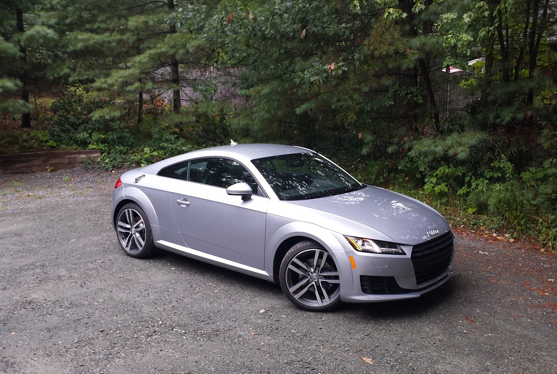 Who Owns Maserati >> Blog Post | REVIEW: 2016 Audi TT Coupe 2.0T quattro S ...