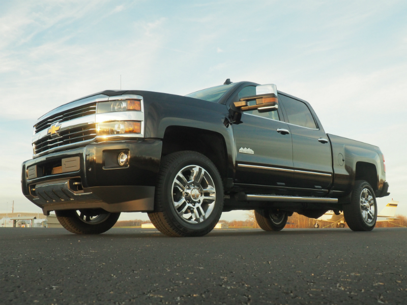 Blog Post | REVIEW: 2016 Chevrolet Silverado 2500HD High ...