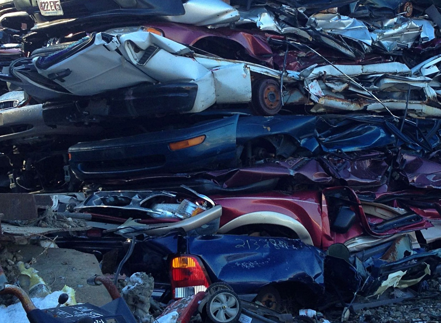 Blog Post | How do I sell a car for parts? | Car Talk