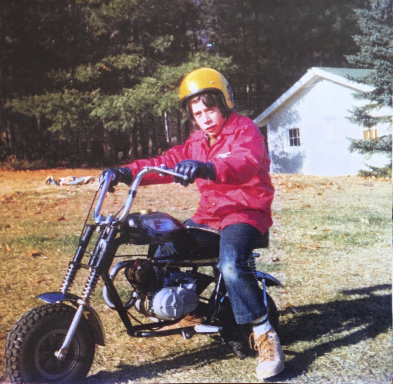 Blog Post | Buy Your Kid a Minibike Before It\'s Too Late | Car Talk