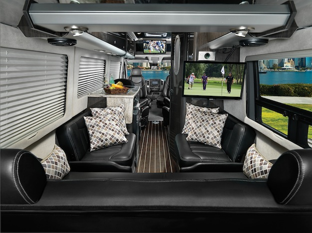 Blog Post | The Airstream Sprinter: Not Your Grandpa's