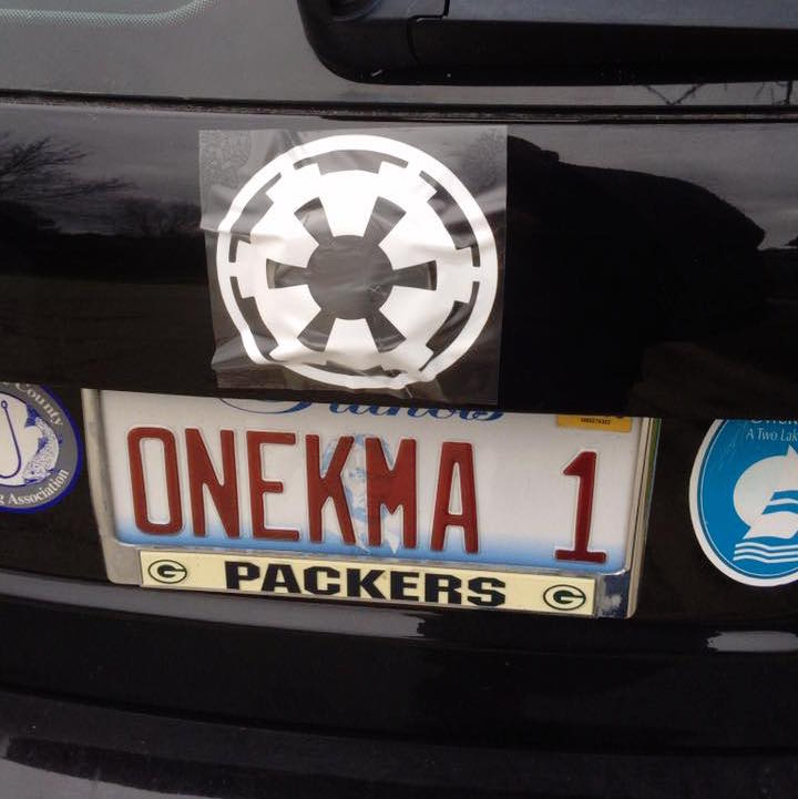 A disgruntled TDI owner now prefers the Galactic Empire brand over VW. (Brian C. Drumm Photo)