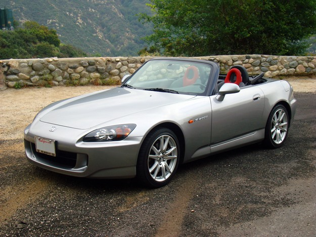The grown-up S2000: Not cheap, and still not a big seller. (Wikipedia photo)
