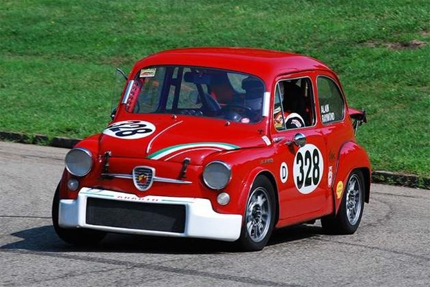 The Fiat Abarths' primitive ancestors had stingers in the tail.