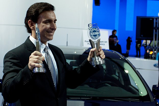 Ford's Mark Fields: Awards, sure, but lotsa sales, too. (C.C. Chapman/Flickr)
