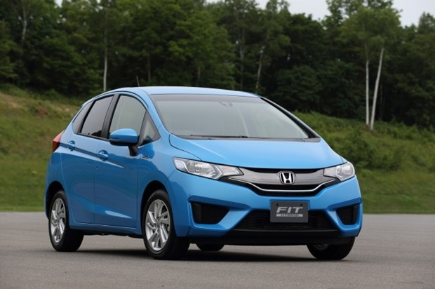 The 2015 Honda Fit will get 36 mpg combined. (Honda photo)