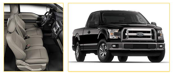 Ford F-150 XLT Supercab (2015)