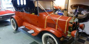 "A 1928 Porter Roadster. star of ""My Mother the Car"""