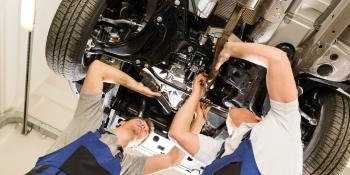 Go Ahead and Replace All the Fluid during Transmission Service