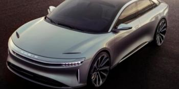 Lucid Air will compete with Tesla