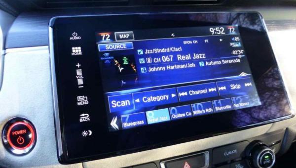 New Toyota Camry Can Do Everything except Play Cds
