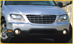 The Pacifica Comes With A 3 5 Liter V6 Engine Which Has More Than Enough Model We Drove Came Optional All Wheel Drive