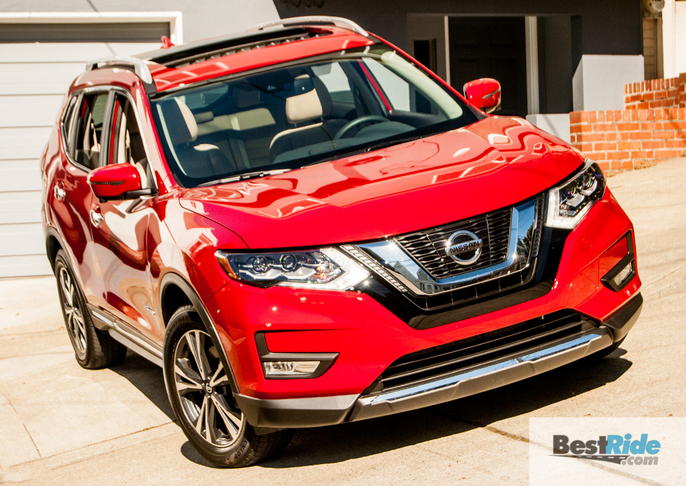 Blog Post Review 2017 Nissan Rogue Hybrid Sl Awd The