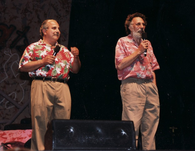 "Tom and Ray participate in a treatment study for a related disorder, ""Hawaiian Shirt Syndrome""."