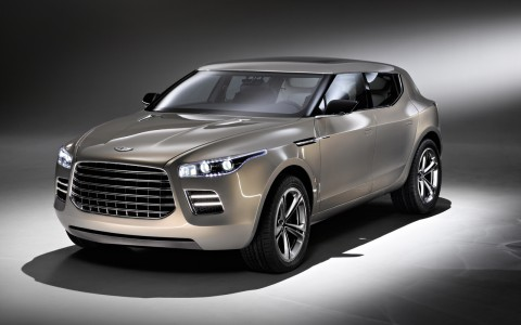 Outsourcing of engineering and design could result in yet another cringe-worthy SUV coming to market, this one bearing an Aston nameplate. (Aston Martin image)