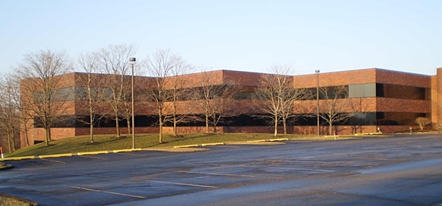 A123's Livonia plant is one of two in Michigan. The company's production capacity was greater than the demand. (A123 photo)