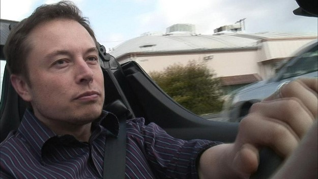 Tesla CEO Elon Musk is betting big on batteries. (Flickr/KQEDQuest)