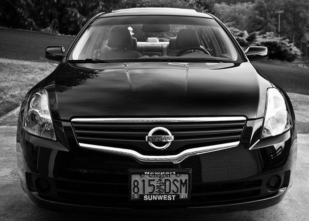 Nissan dodged the natural disasters, and saw Altima sales rise 17.3 percent. (Flickr/Newport Preacher photo)