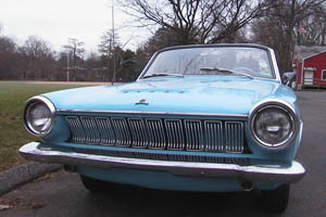 The '63 Dodge Dart: Beauty in the eye of the beholder.