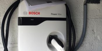 Bosch charger for the Volkswagen e-Golf