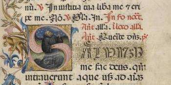 The monk and the manuscript