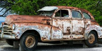 Can underfilling gas cause rust