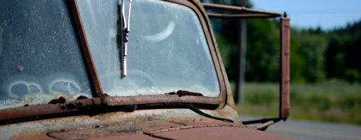 A Car Living a Leisurely Life Hits a Rough Patch